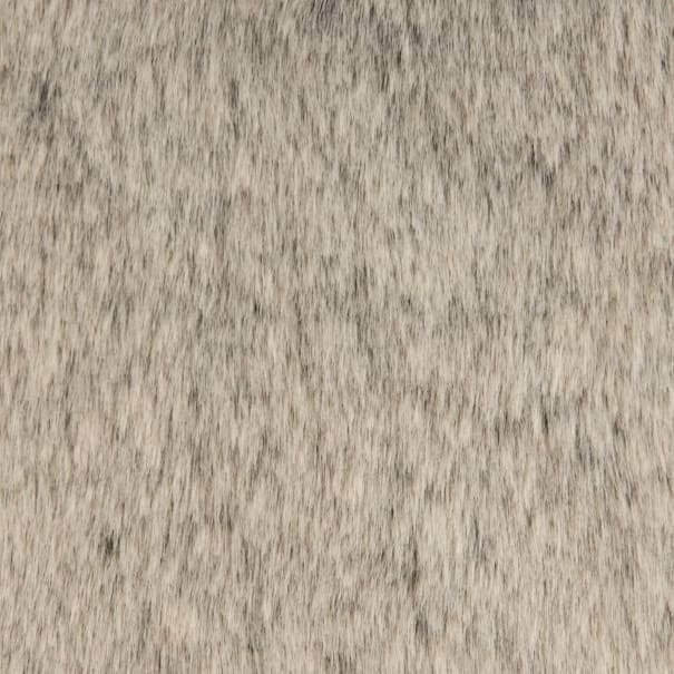 Shannon Lux Fur Tip Dyed Sable Silver Frost