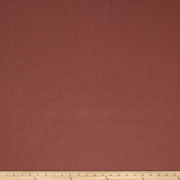French General Gaillac Linen Rural Red