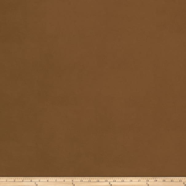 Fabricut Willowdale Faux Leather Caramel