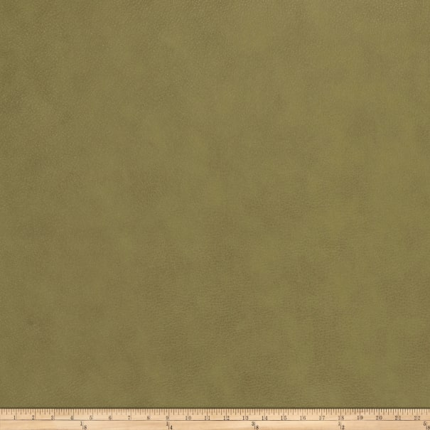 Fabricut Willowdale Faux Leather Moss
