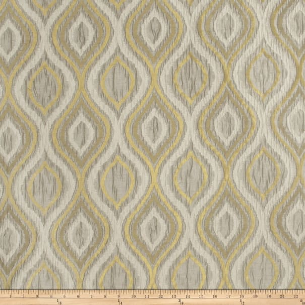 Trend Outlet 03158 Faux Silk Chartreuse