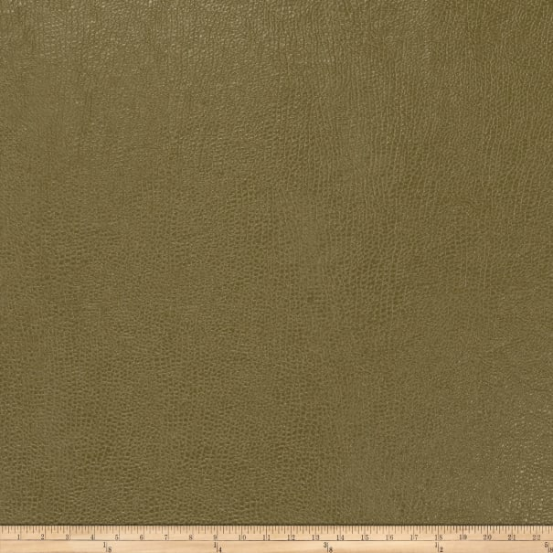 Trend 03343 Faux Leather Leaf