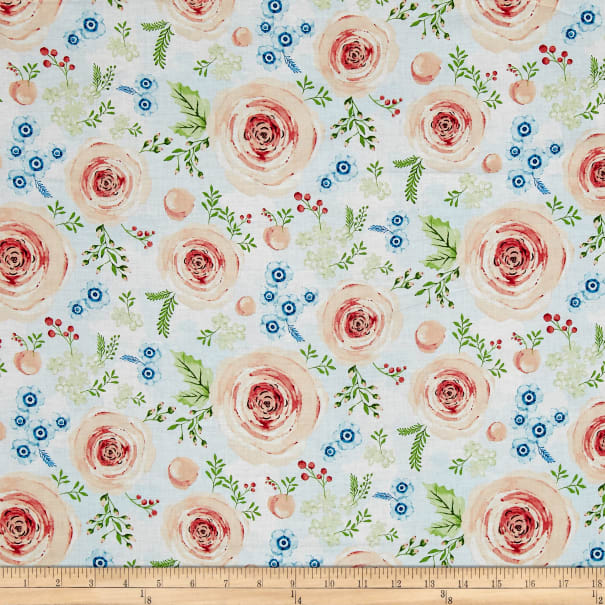Summer Punch Floral Blooms