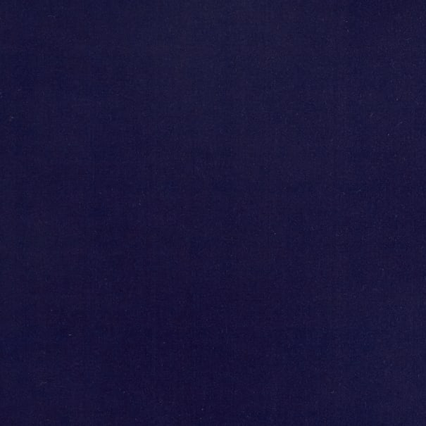 Fabric Merchants Double Brushed Poly Spandex Jersey Knit Navy