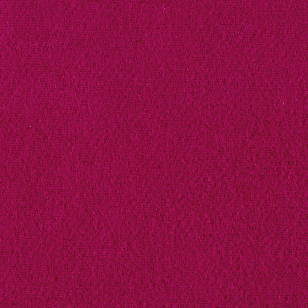 Wool Solid Color Fuchsia