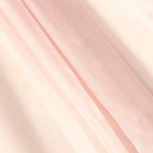 Silky Satin Charmeuse Solid Light Pink - Discount Designer