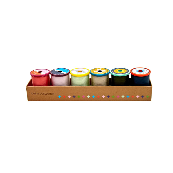 Cotton + Steel 50wt. Cotton Thread Set by Sulky- Rifle Paper Collection (Menagerie from Rifle Paper Co.)