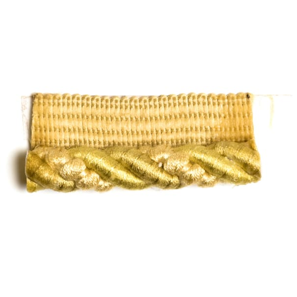 """Trend Outlet 3"""" 01357 Cord Trim Gold"""