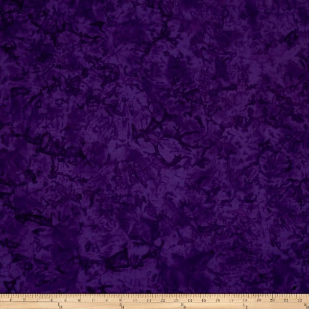 Batik Cotton Basics   Purple