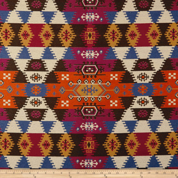 Artistry Tribal Southwest Sahuarita Jacquard Marrakesh
