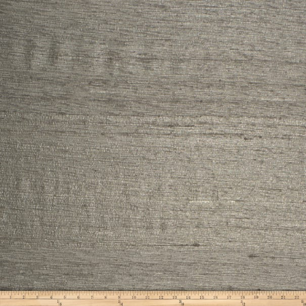 Fabricut Shal Lux Faux Silk Shimmering Stone