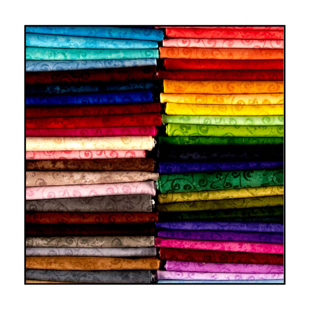 Qt Fabrics Quilting Temptations 50 Pc Fat Quarter Bundle