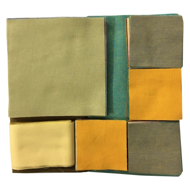 Fabric.com Chambray Quilt Kit Precut Multi - Exclusive