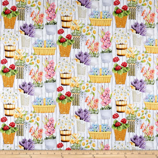 Country Life Quilt Pattern