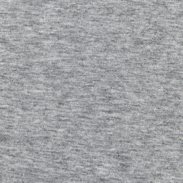 Telio Organic Melange Cotton Stretch Jersey Knit Grey - Fabric.com