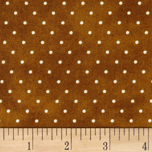Maywood Studio Beautiful Basics Classic Dot Dark Gold