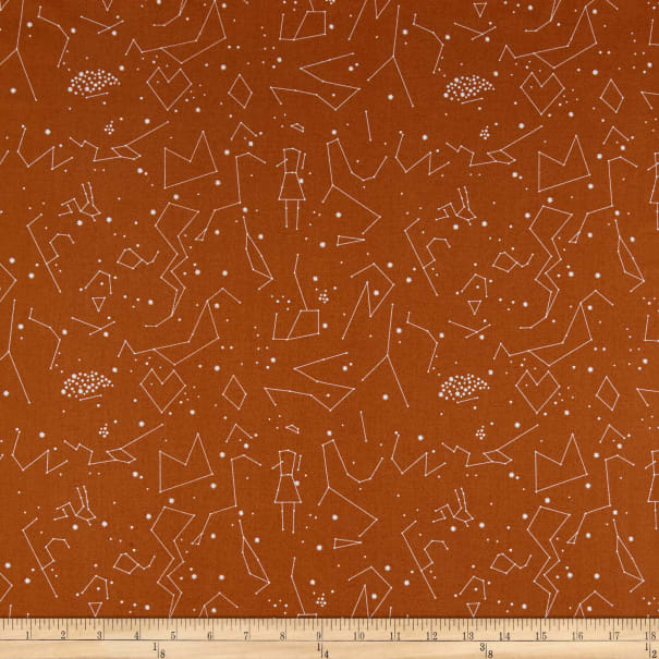 Andover Constellations Butterscotch