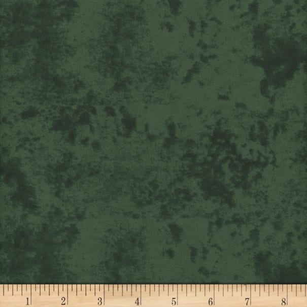 Flannel Snuggy Marble FR Green