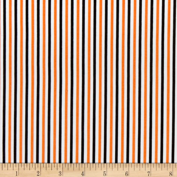 Stripe 1/8 Inch Color Halloween