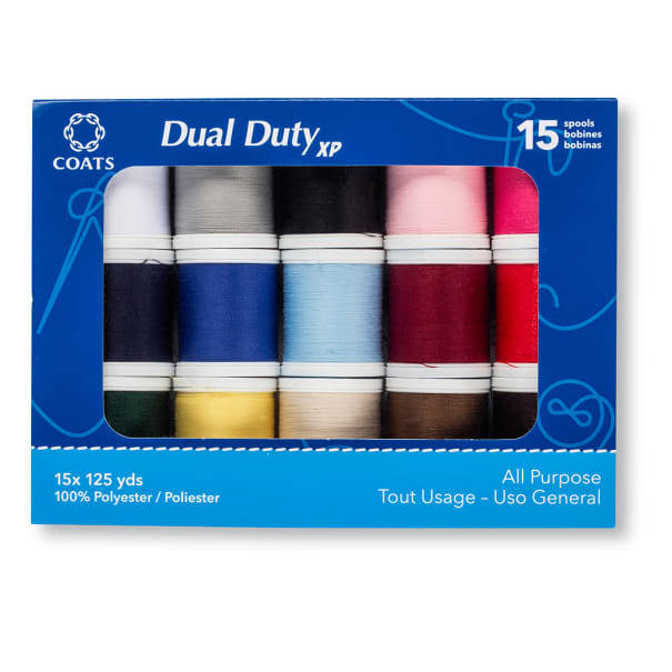 125 Different Colours Good Value 125 POLYESTER ALL PURPOSE SPOOLS THREAD