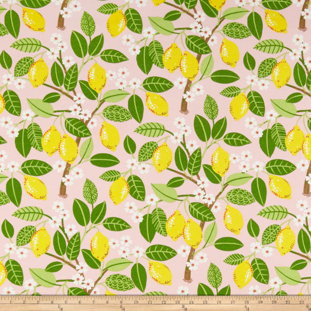PKL Studio Indoor/Outdoor Lemon Tree Blush