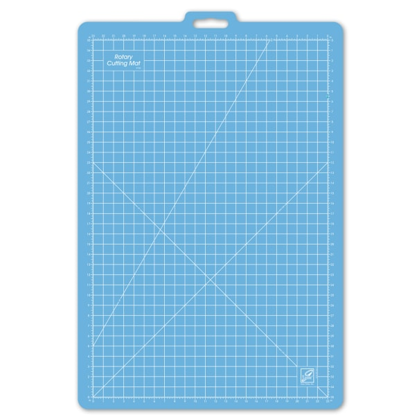 """June Tailor 23"""" x 35"""" Grid - Rotary Cutting Mat"""