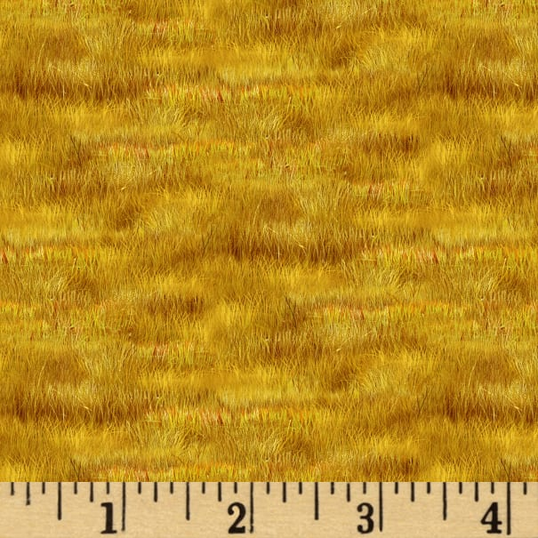 Wilmington Hidden Valley Grass Texture Golden