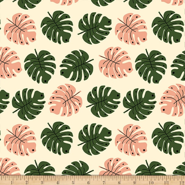 Paintbrush Studio Green Thumb Girls Tropical Leaves Cream Fabric Com Choose from over a million free vectors, clipart graphics, vector art images, design templates, and illustrations created by artists worldwide! paintbrush studio green thumb girls tropical leaves cream
