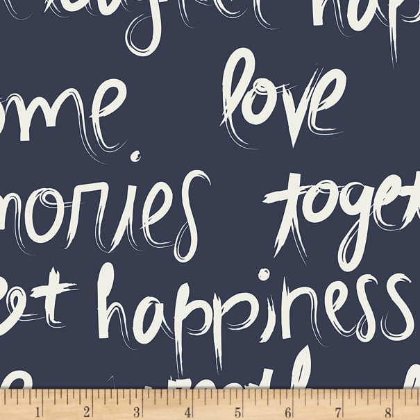 Art Gallery Canvas Happy Home To Live By