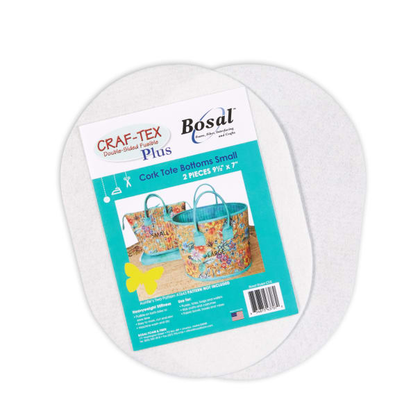 """Craf-Tex Plus Stiff Non-Woven Double-Sided Fusible 7"""" Stabilizer"""