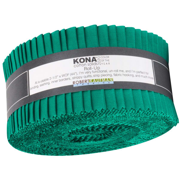 Kona Cotton Enchanted 2020 Color of the Year Roll Ups 40pcs