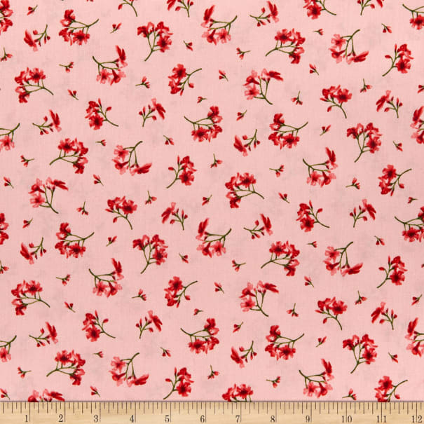 Maywood Studio Prose Little Flowers Pink