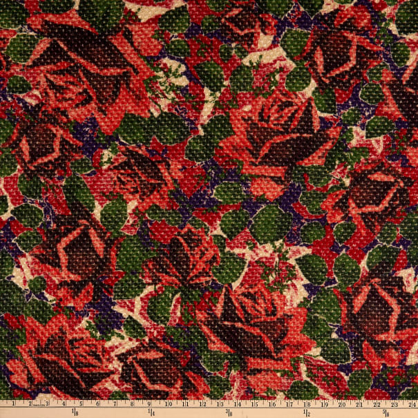 AVAILABLE IN RED BROWN /& BLACK BOUCLE FABRIC