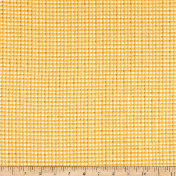 Snow Sweet Hand Painted Gingham Charcoal by J Wecker Frisch for Riley Blake Designs