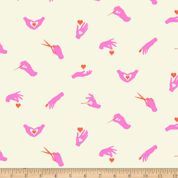 Tula Pink Homemade Busy Fingers Morning