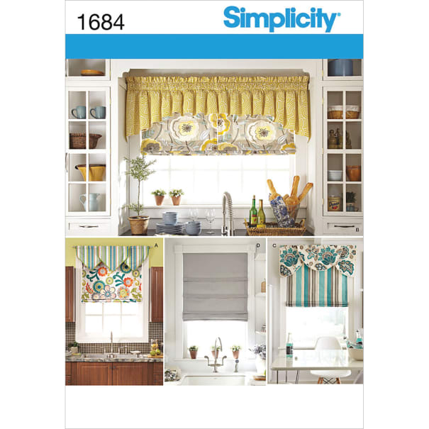 Simplicity Crafts Home Decor One Size