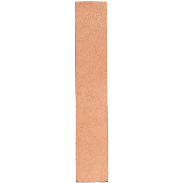 """Leather Bookmarks 7""""X1.25"""" 8/Pkg"""