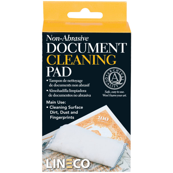 "Lineco Non-Abrasive Document Cleaning Pad-2""X4.75"""