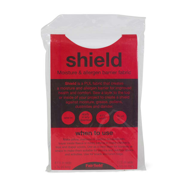 Shield Liner Fabric Craft Pack White