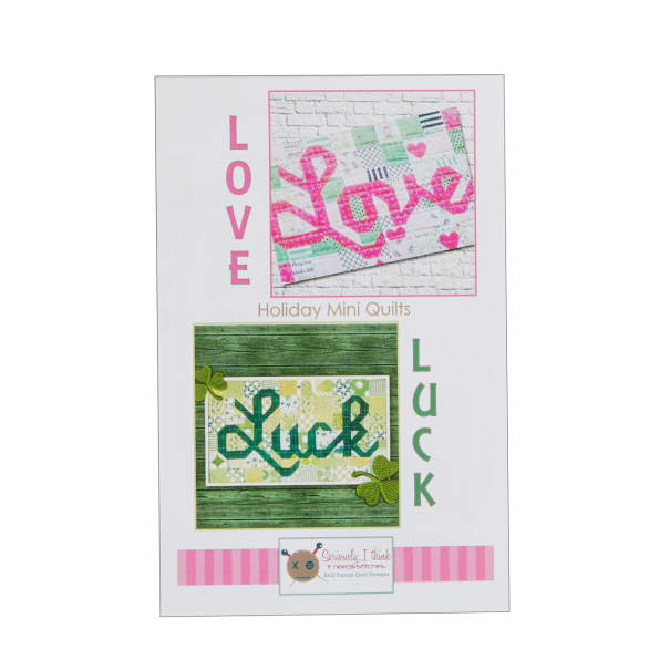 Riley Blake Love Mini Quilt Pattern