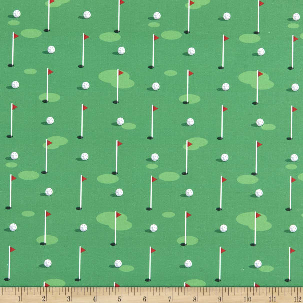 Super Sports Hole in One Green
