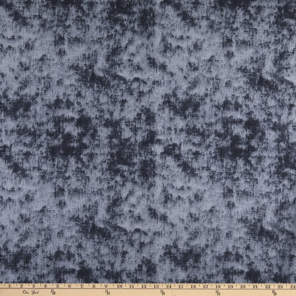 """Westrade 108"""" Cotton Wide Back Suede Charcoal"""