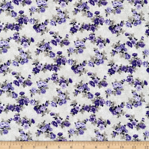 Cotton New French Grey