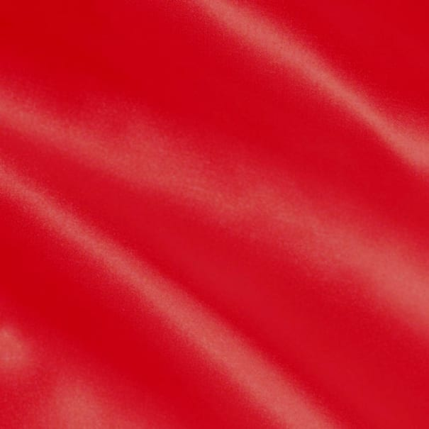 Silky Satin Charmeuse Solid Red