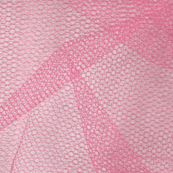 Nylon Netting Paris Pink