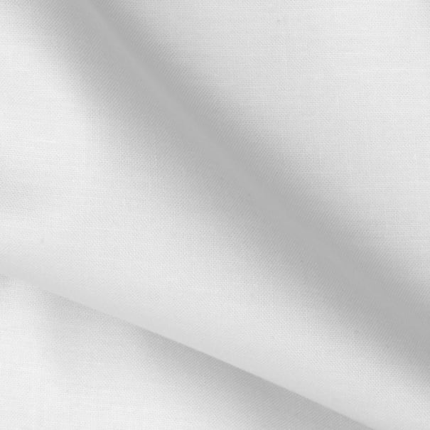 Michael Miller Cotton Couture Broadcloth Bright White