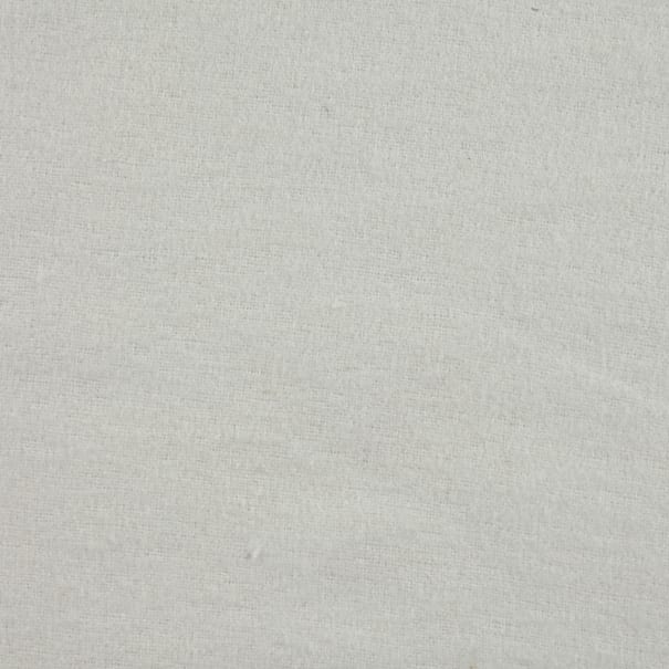 108'' Wide Flannel Quilt Backing Ivory