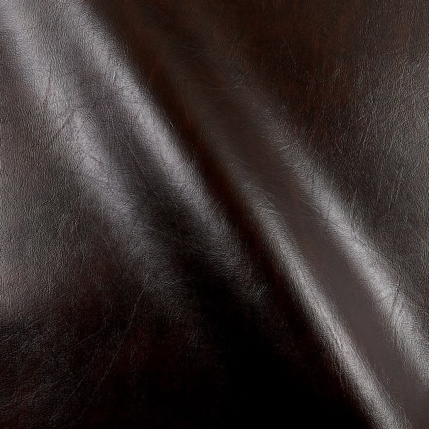 Faux Leather Caprice Brown