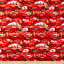 Disney Cars Cotton Packed McQueen Red