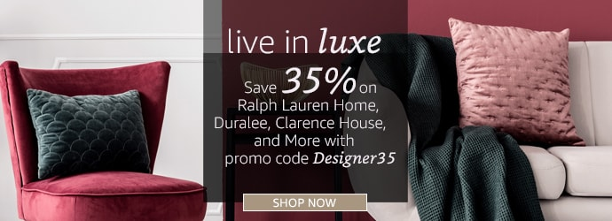 Live in Luxe Sale